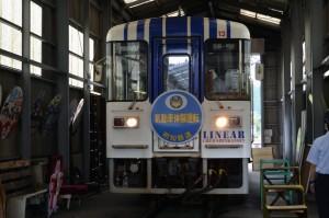 明知鉄道体験運転11(掲載)