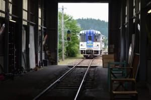 明知鉄道体験運転28