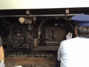 明知鉄道体験運転20